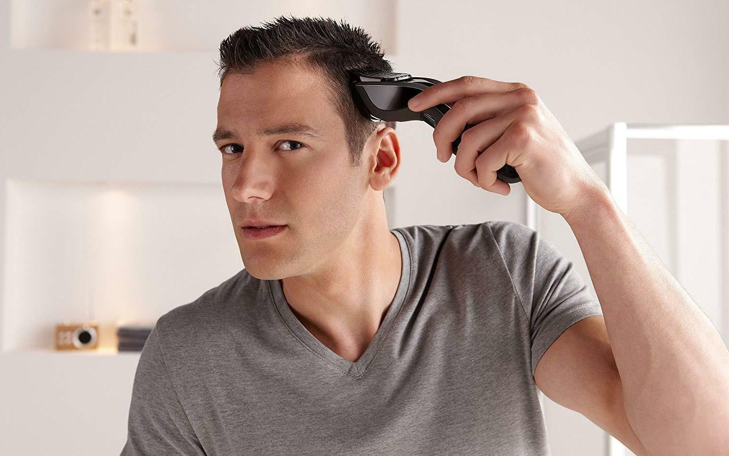 Hair Cutting Cordless Safe Care Norelco