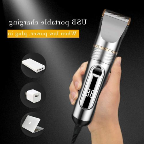 Haircut Professional Electric Trimmer NEW