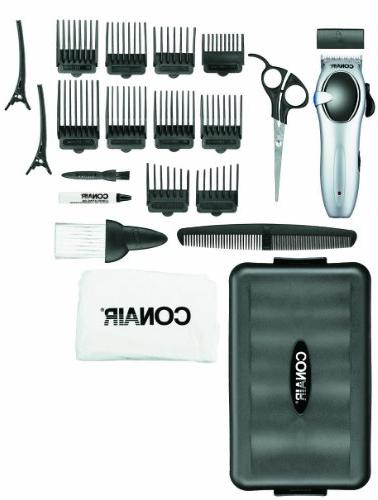 hc318gb rechargeable cord cordless haircut