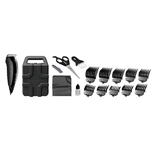 Remington Indestructible 15-Piece Clippers