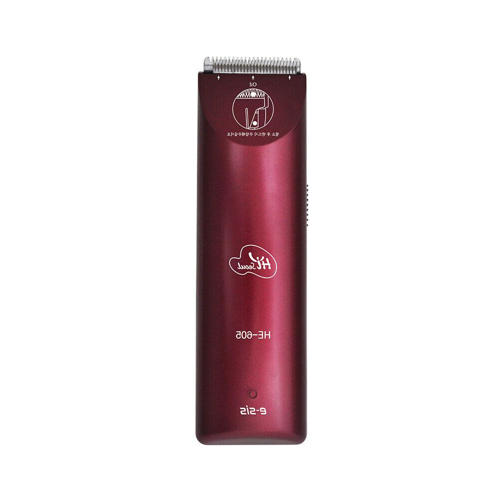 he 605 hair and pet clipper precise