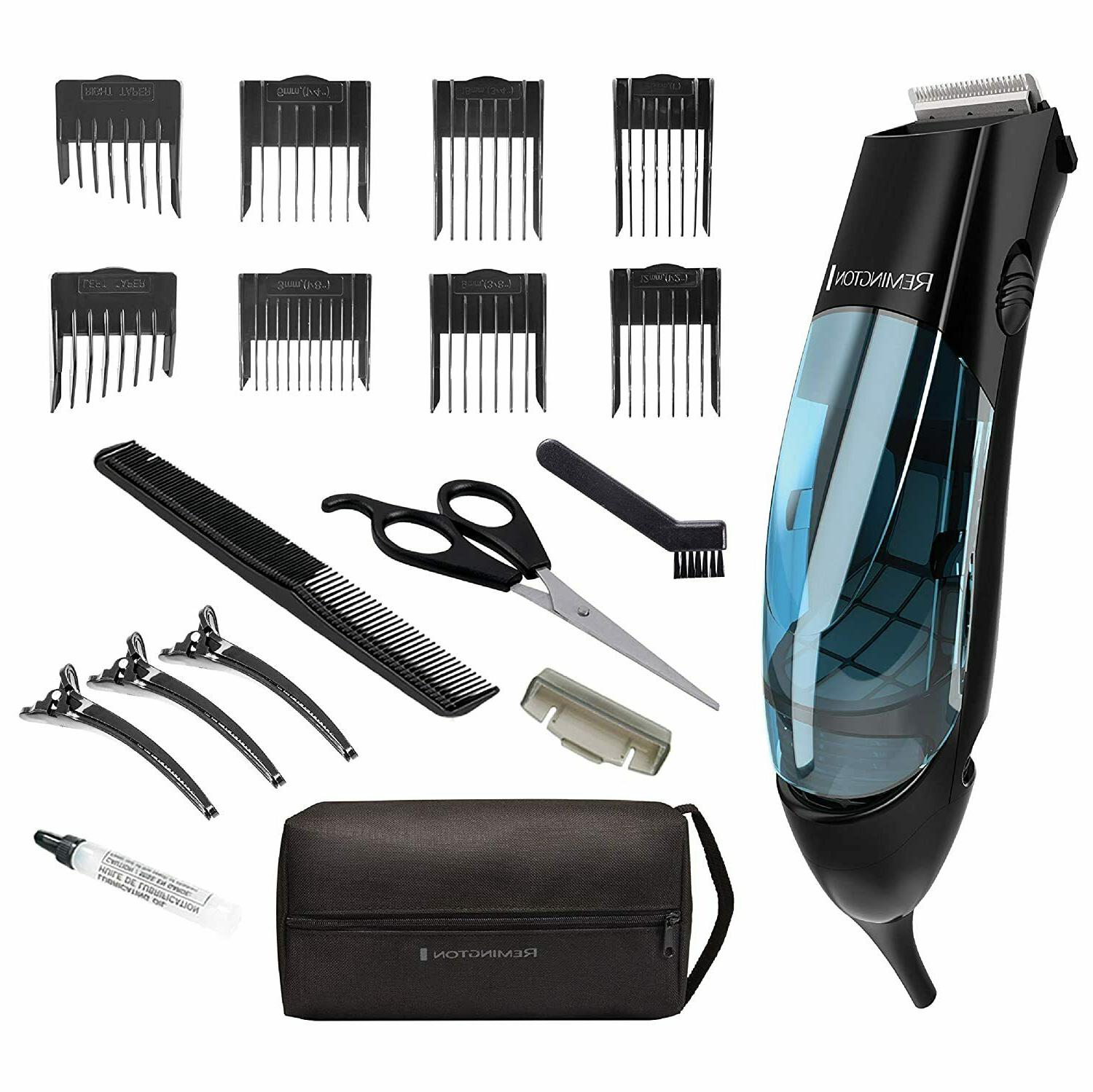 Remington HKVAC2000A Vacuum Clippers | 18 New