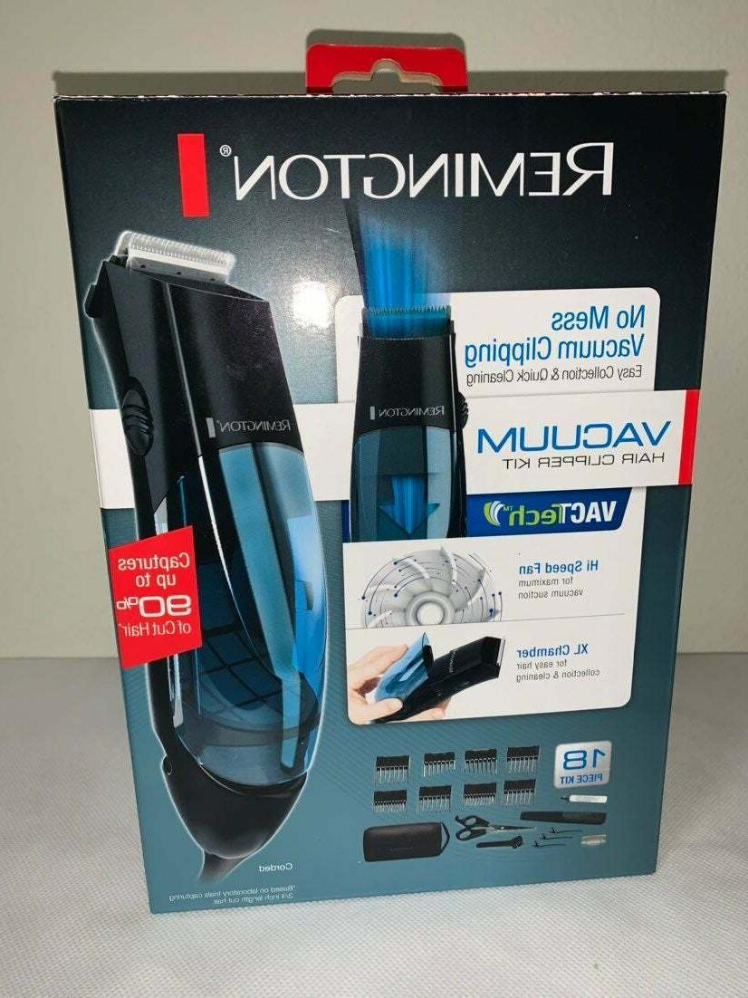 hkvac2000a vacuum hair clippers haircut kit 18