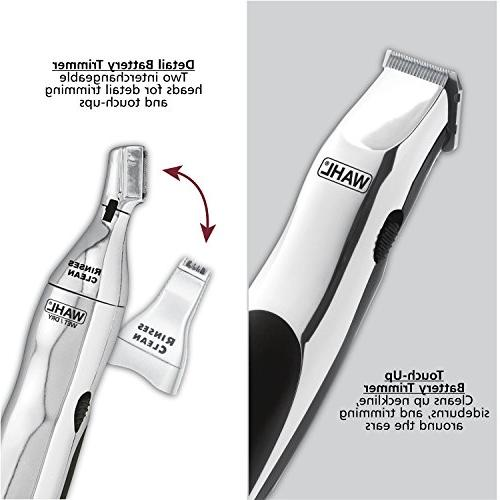 Wahl Clipper Barber Clipper Kit clipper, trimmer, at in a by used by