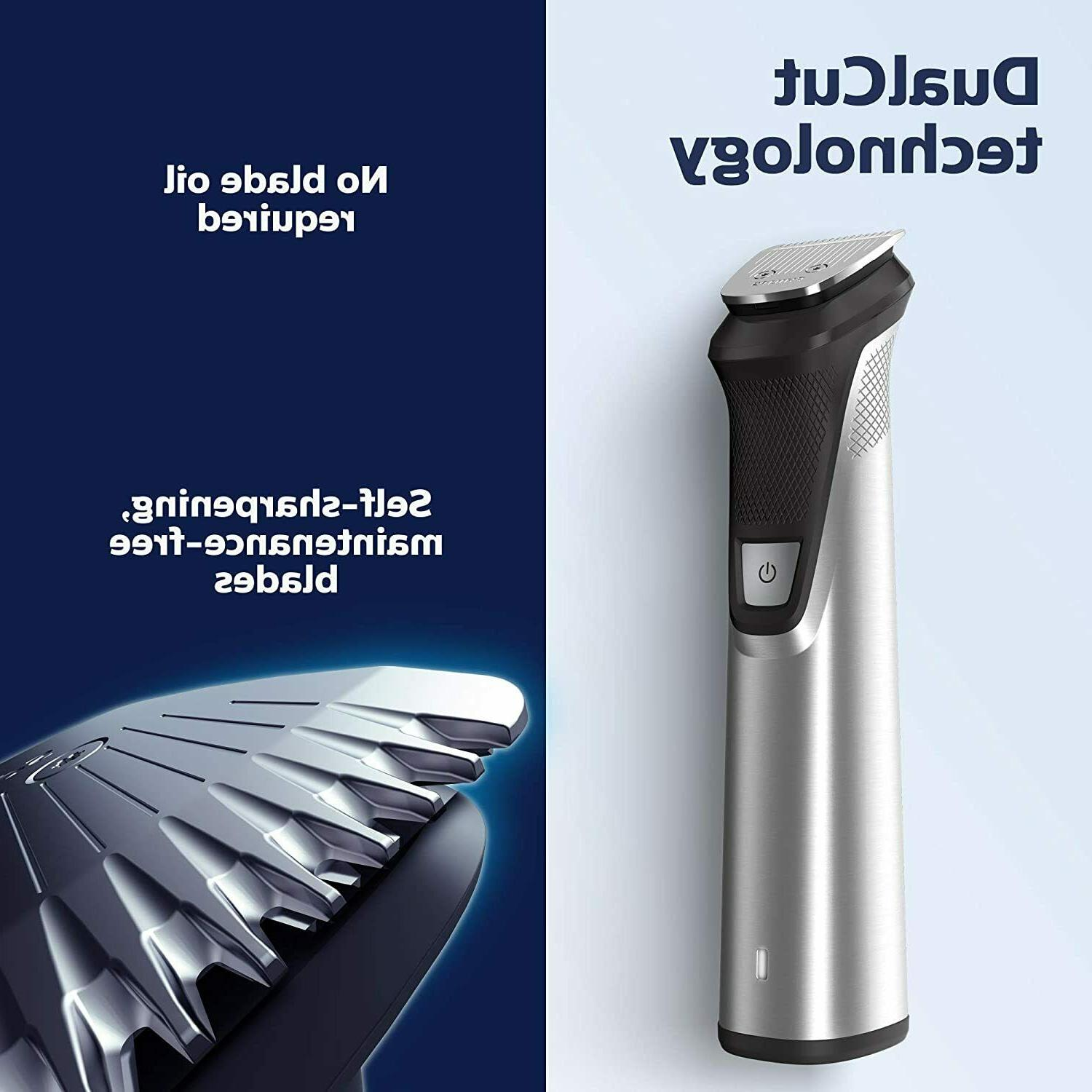 Philips Norelco Home Hair Cut Cord Trimmer Clipper Grooming - NEW