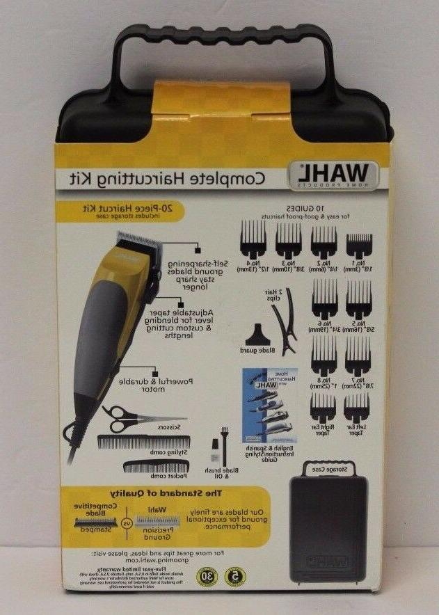WAHL Home Products Home Pro Complete Haircutting Model 79235-300