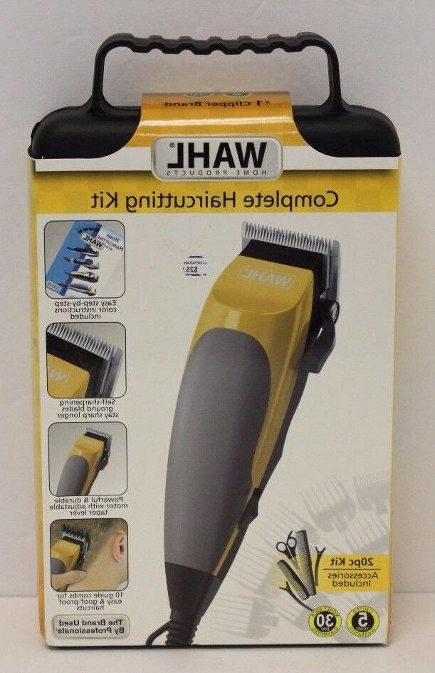 WAHL Home Pro Complete Haircutting Kit, Model 79235-300