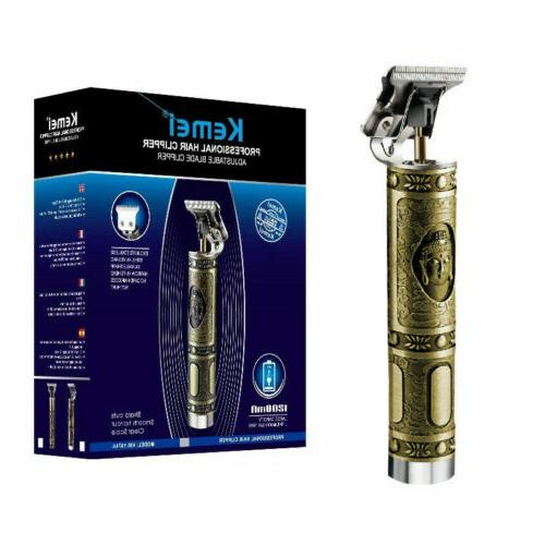 kemei 1974a metal pro t outliner cordless