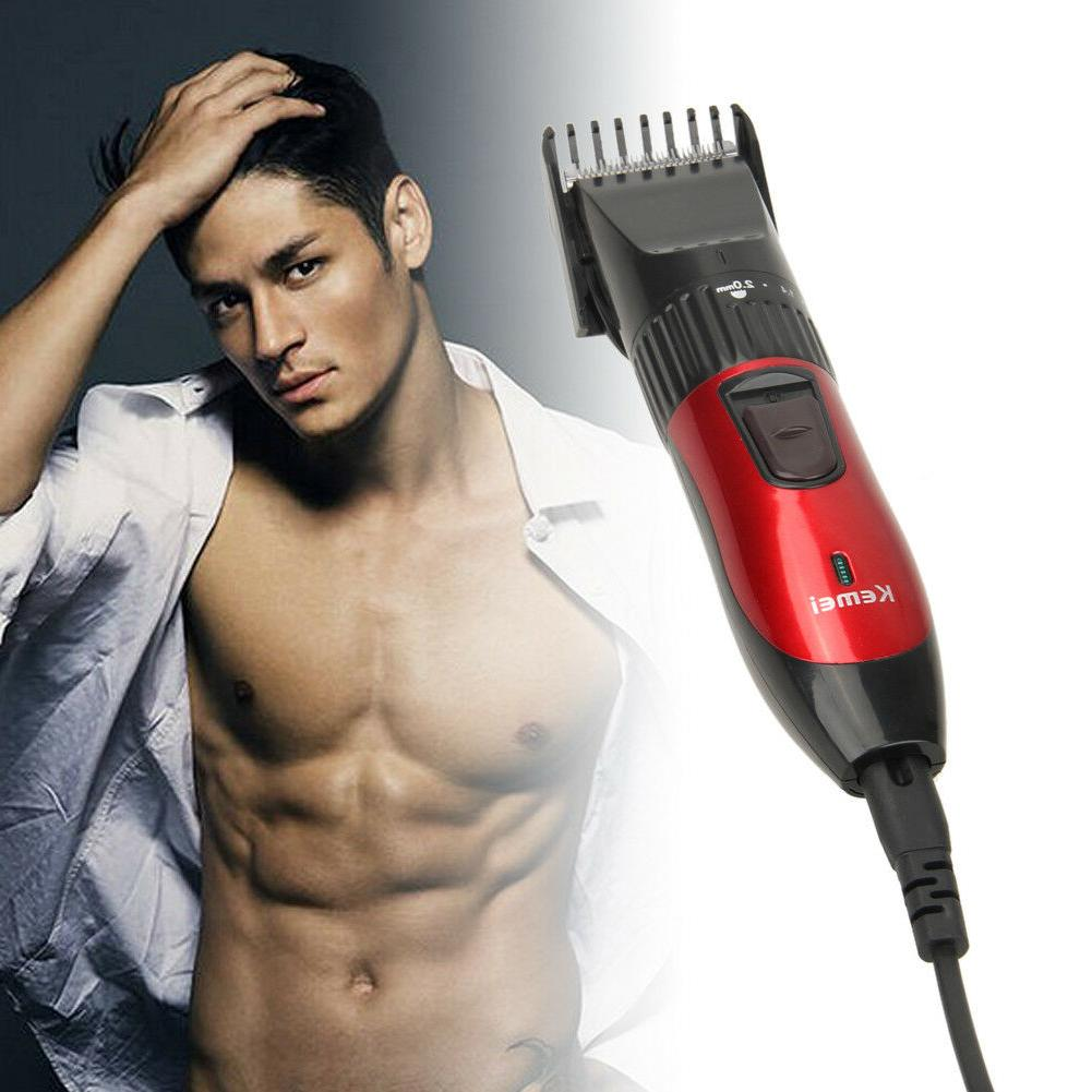 Rechargeable Hair Clipper Hair Trimmer Electric Cutter Cutti