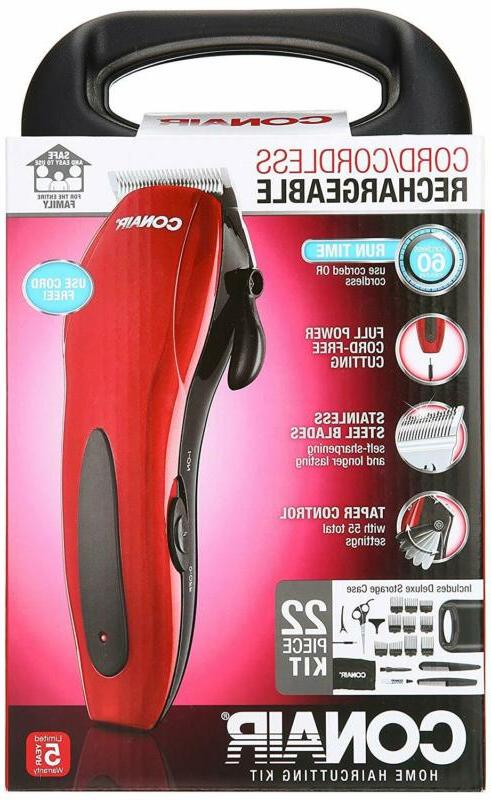 Men's Wireless Trimmer Grooming Haircut