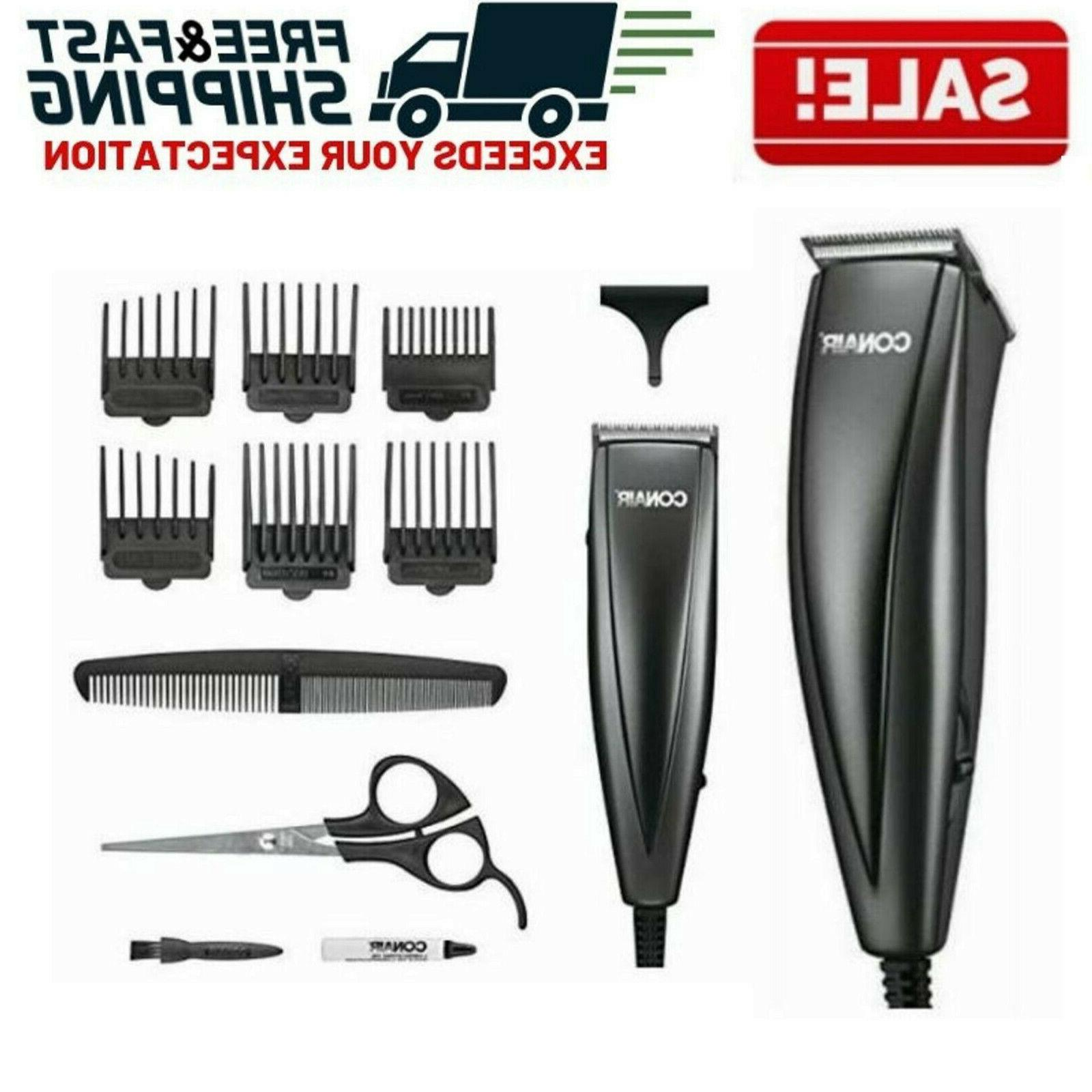 mens professional hair clippers trimmer machine kit