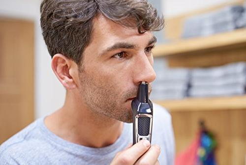 Philips Norelco MG3750/50 beard, face, nose, ear trimmer and clipper,