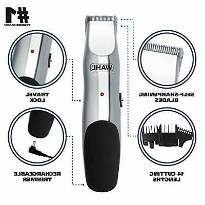 Wahl Clippers Beard Trimmer Grooming Set