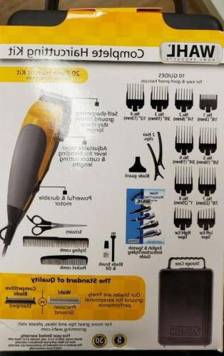 Wahl Cutting Kit Accessories Included