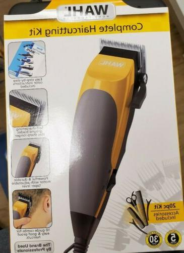 new hair clippers complete hair cutting kit