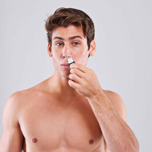 Nose Trimmer and Ear Facial Electric Mens