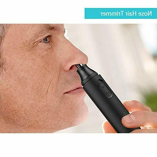 Nose Hair and Facial Nasal Electric For Mens