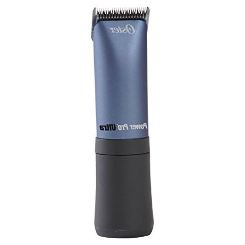 power ultra cordless animal clipper