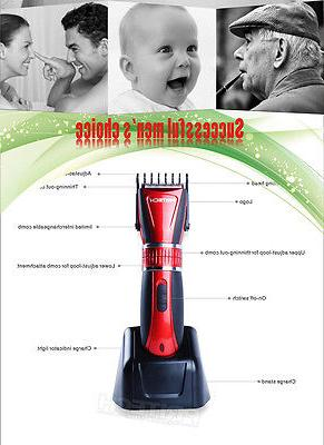 hair clippers rechargeable hair trimmer electronic razor4235