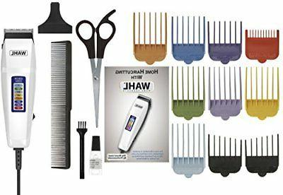 Pro Wahl Haircutting Kit Hair Trimmer for Men BEST Clipper B