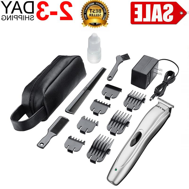 professional clippers barber haircut set beard trimmer