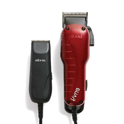 Andis Professional Envy Combo Hair Clipper + CTX Trimmer Hai