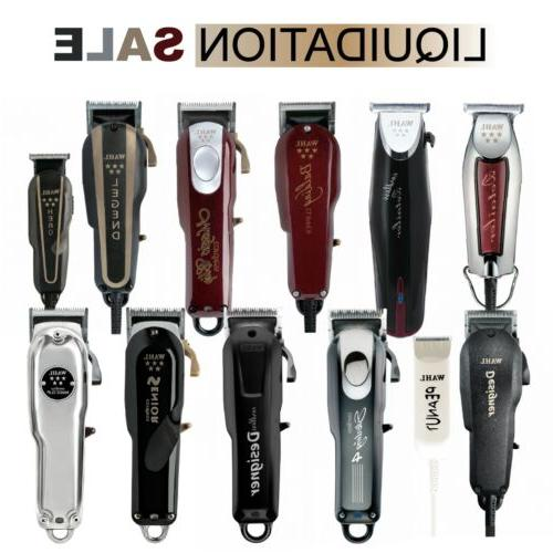 professional hair clipper shaver detailer saloon barbershop