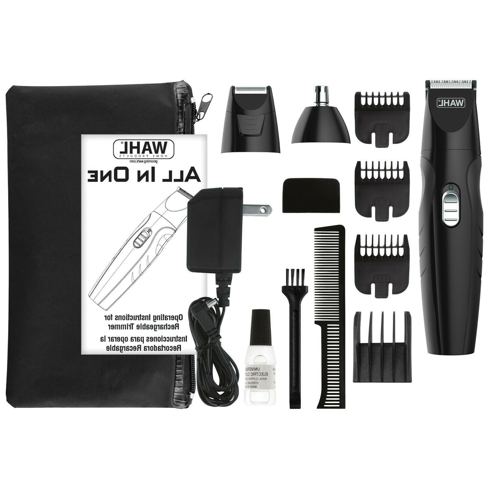 all in one rechargeable cordless men s