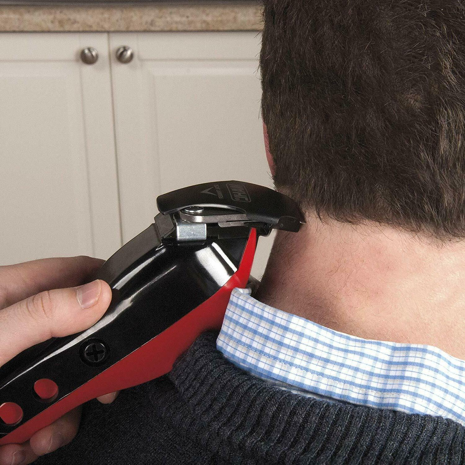 Professional Cut Barber Clippers Trimmer Wahl