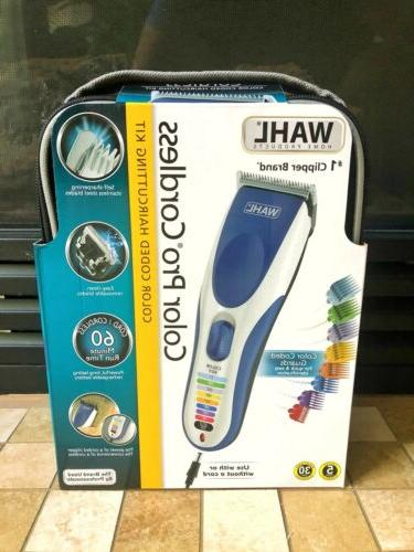 professional haircut trimmer color pro clippers kit