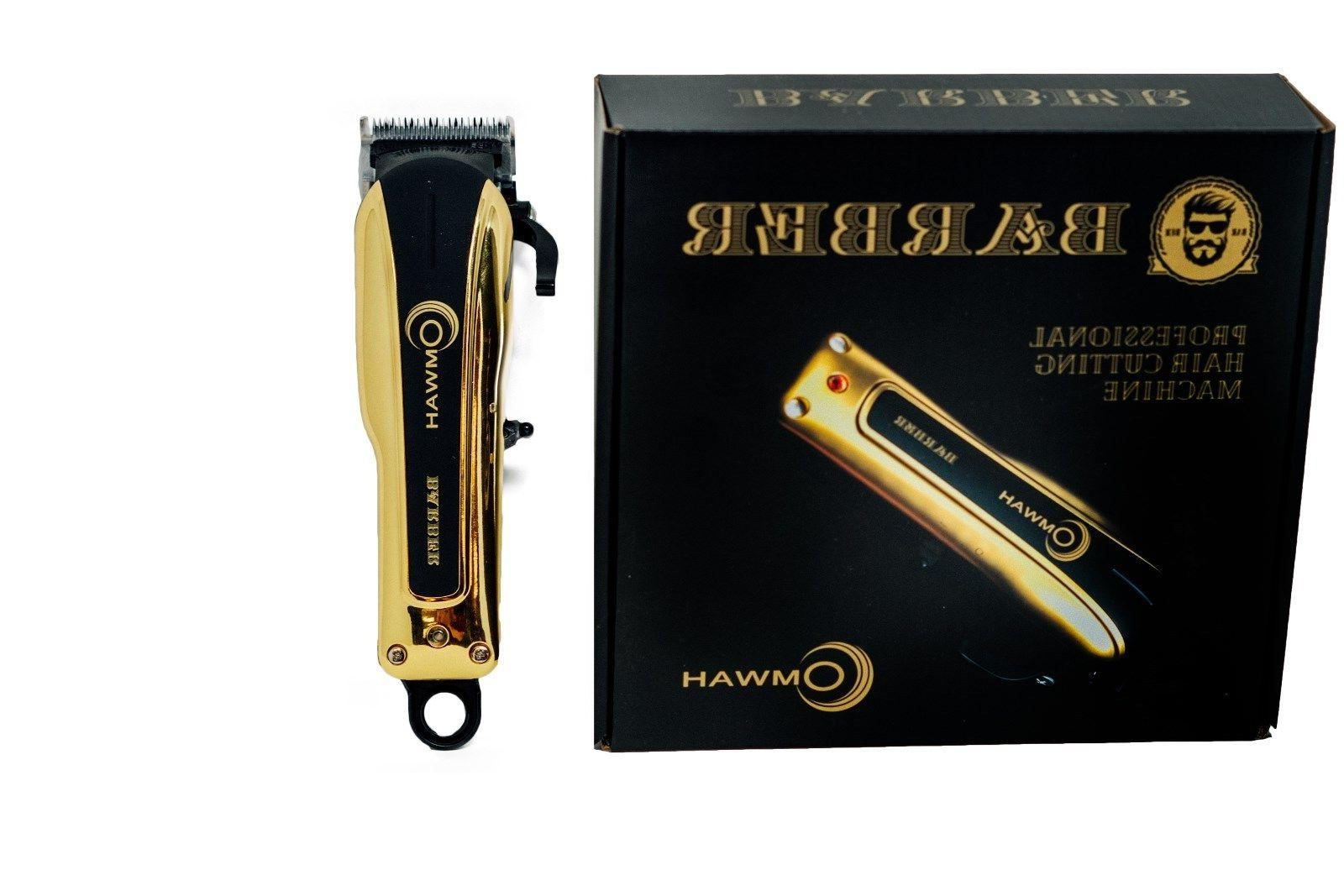 professional high performance cordless barber hair clipper