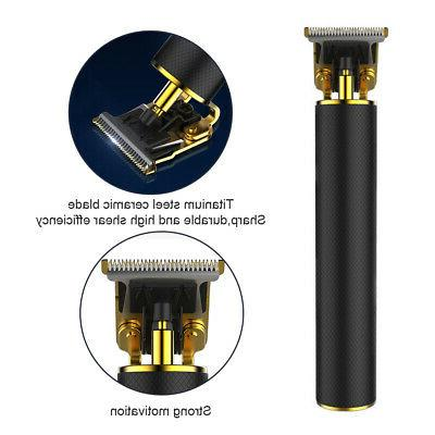 Professional Men's Electric Clipper Grooming Cutter Cutting US