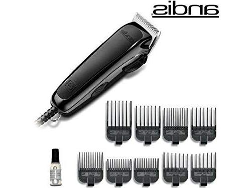 Andis Professional Trimmer with T-Blade, Model & Experience