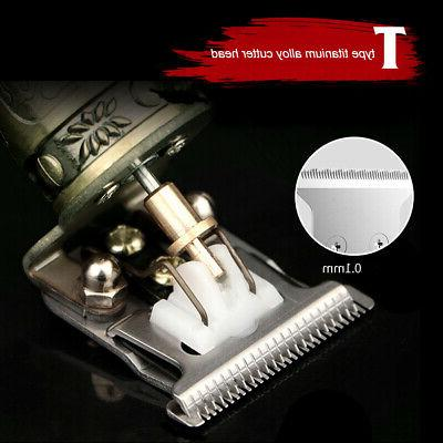 Hair Clippers Machine Cutting Cordless Barber Professional