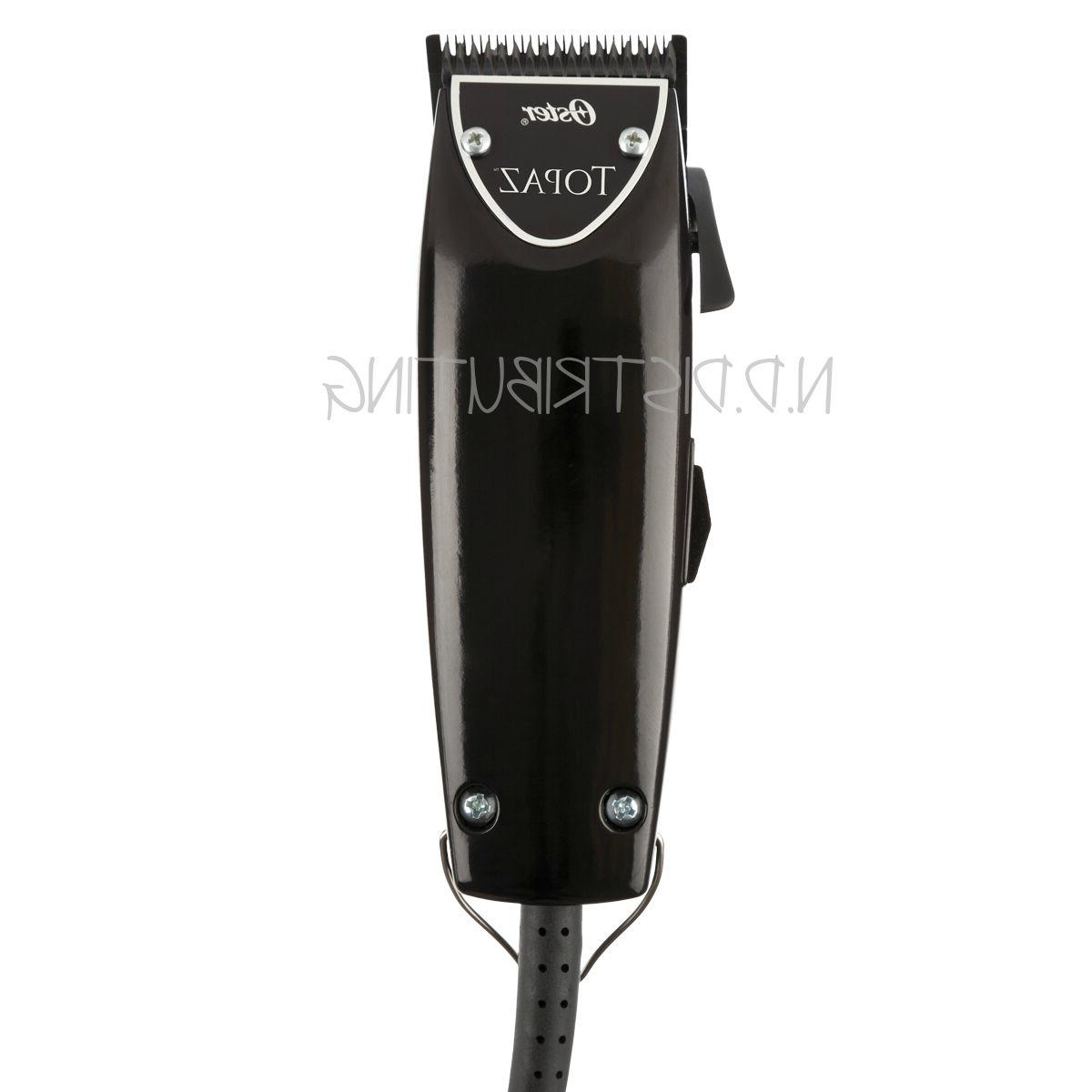 OSTER TOPAZ Adjustable Blade Hair Clipper Size 000 to 1 #760