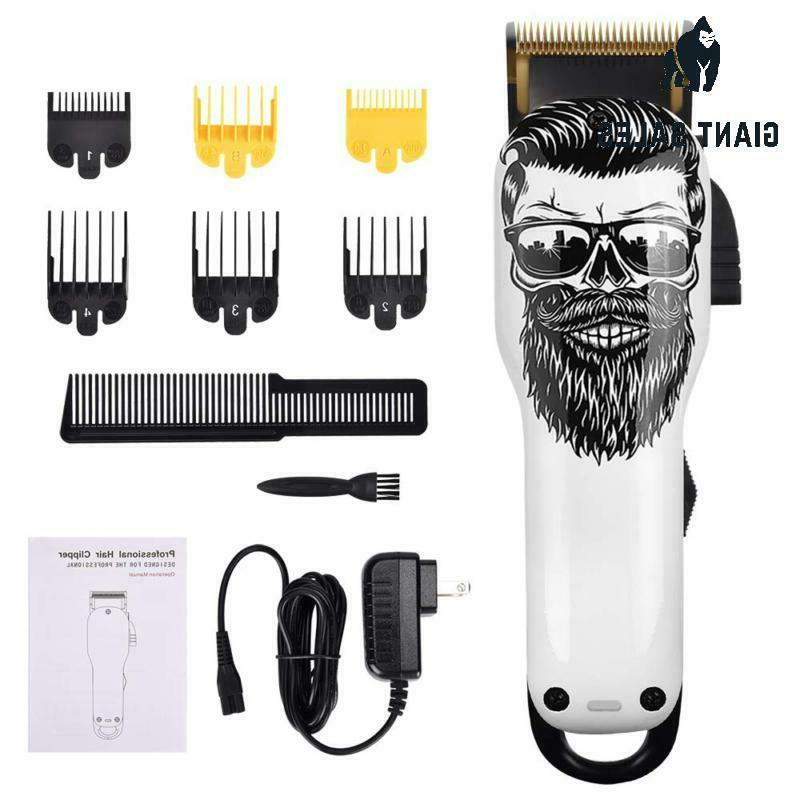 Upgraded Cordless Clippers Hair