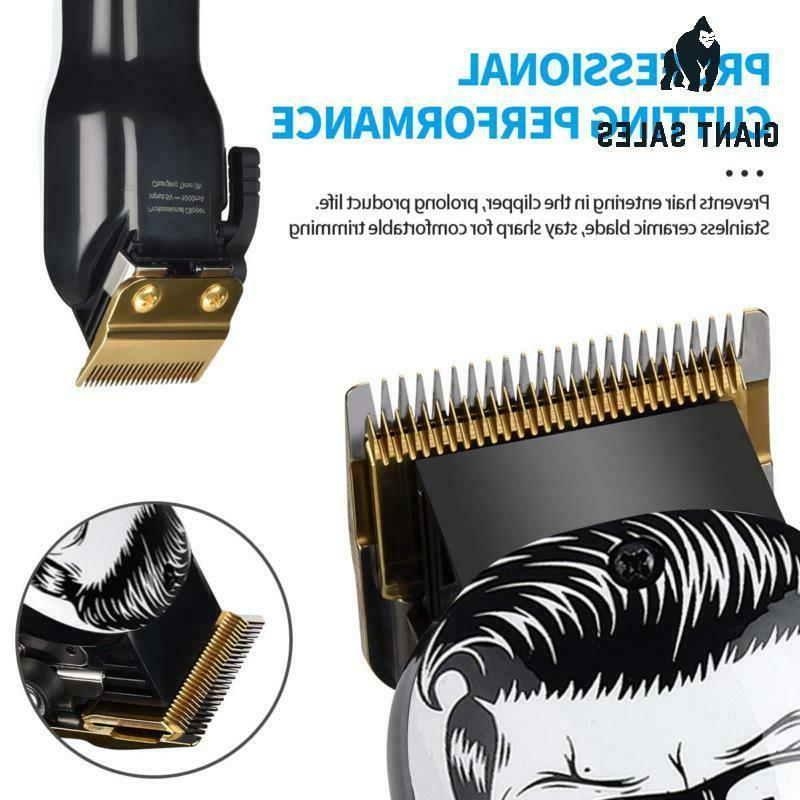 Upgraded Clippers 2-Speed Professional Hair