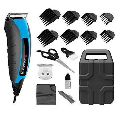 virtually indestructible 15 piece clippers kit colors