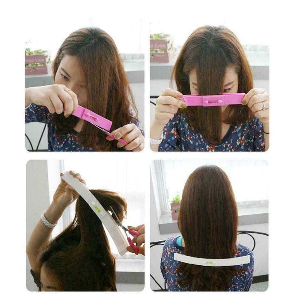 Female Hair Trimmer Cut Guide Hair V5T0