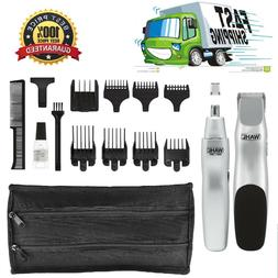 Manscaping Kit Pubic Hair Trimmer Body Groomer Cutting Machi