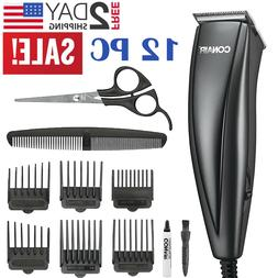 Men Hair Clipper Electric Shaver Haircut Trimmer Barber Groo