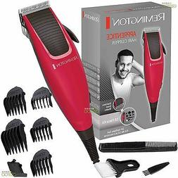 Remington Mens Apprentice Hair Clipper Electric Corded Shave