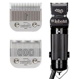 Oster Model 10 Professional Hair Clippers with Exclusive Bre