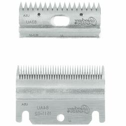 NEW Oster Clipmaster Top And Bottom Blade Combo Set - 83AU /