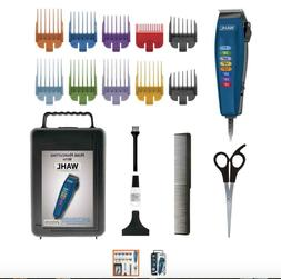 NEW Wahl Color Pro Code Complete Home Haircutting Kit Clippe
