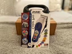 NEW Wahl Color Pro Haircut Kit Men's Hair Clippers Kit, *I