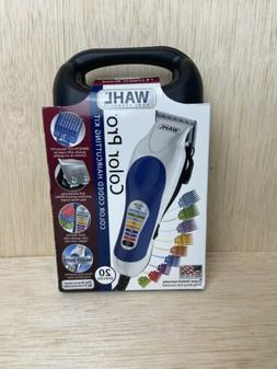 NEW Wahl Hair Clippers Color Pro Trimmer Hair Cutting Kit 79