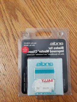 NEW ANDIS IMPROVED MASTER CLIPPER BLADE SET  #01556