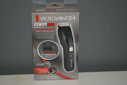 NEW Remington ProPower Precision Steel Hair & Beard Clipper