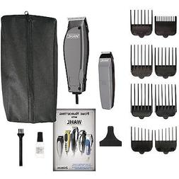 New! Wahl Professional Hair Clipper Kit 14 Piece Barber Pro